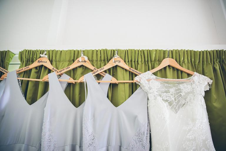 Bridesmaids Coat hangers