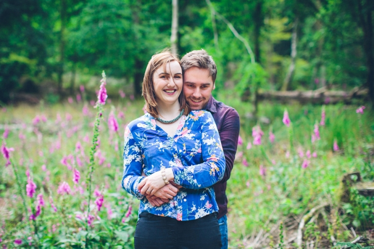 Pre - wedding photography cumbria