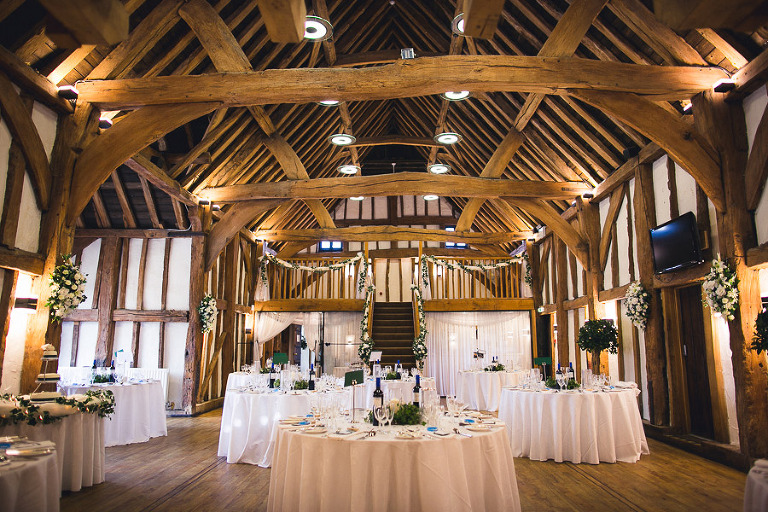 Buckinghamshire Wedding at The Tudor Barn