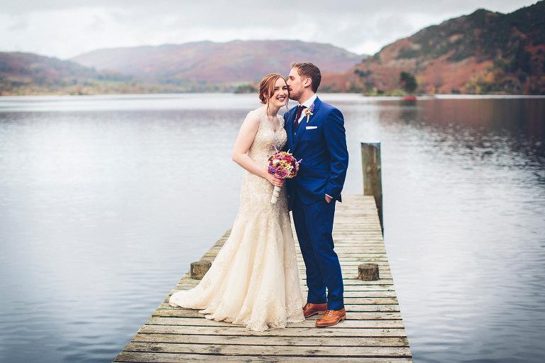 Inn on the lake wedding