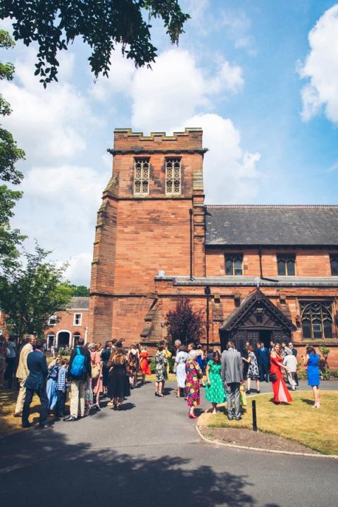 Our Lady and St Joseph's Church Carlisle